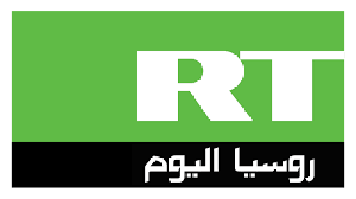 Arabic RT logo