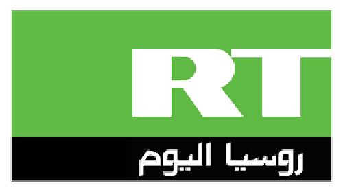 Arabic RT logo