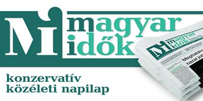 Magyar idök logo
