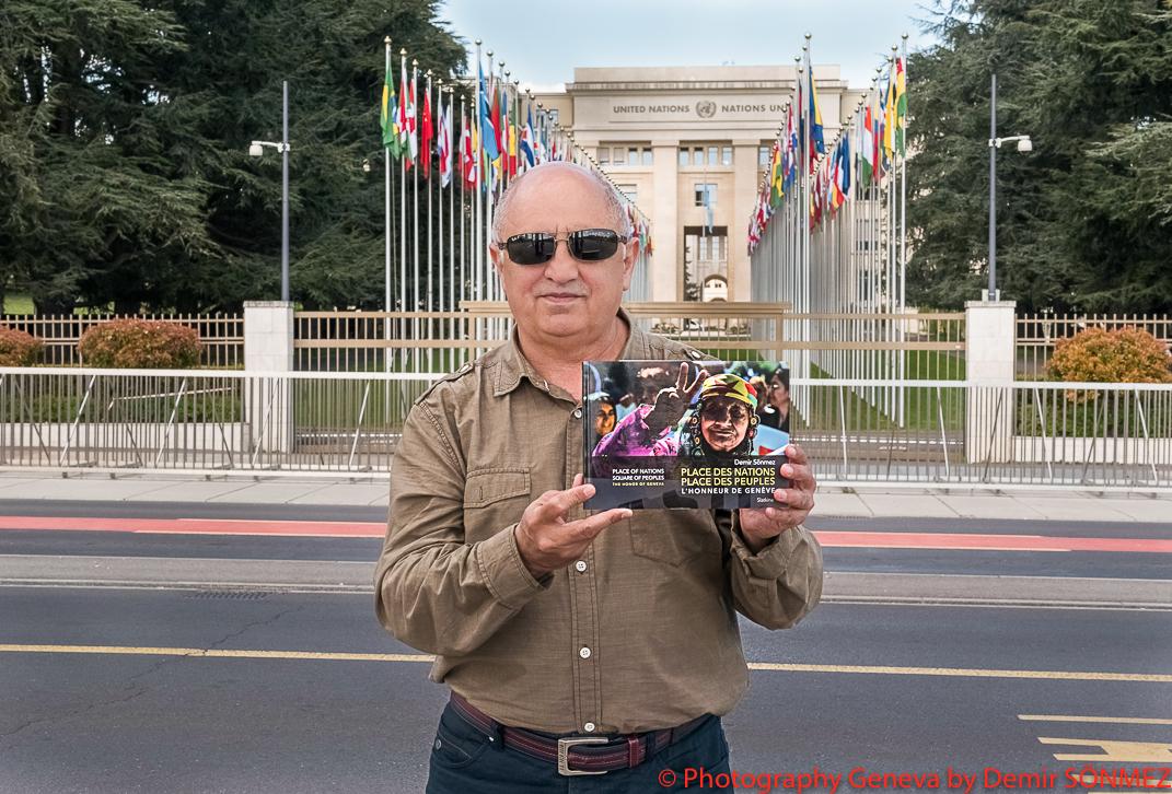 Halkların Fotoğrafçısı Sönmez'den 'Bizimkilerin hikayesi' Le journal d'Evrensel le 13 juin 2017